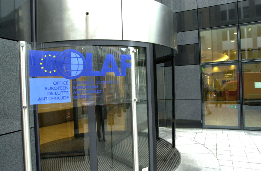Olaf - European commission credit