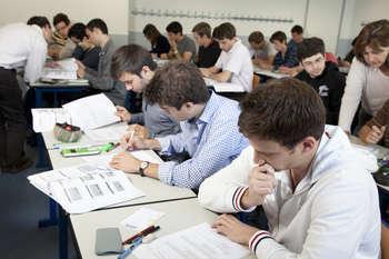 Studenti - Author: ENAC, École Nationale de l'Aviation Civile / photo on flickr