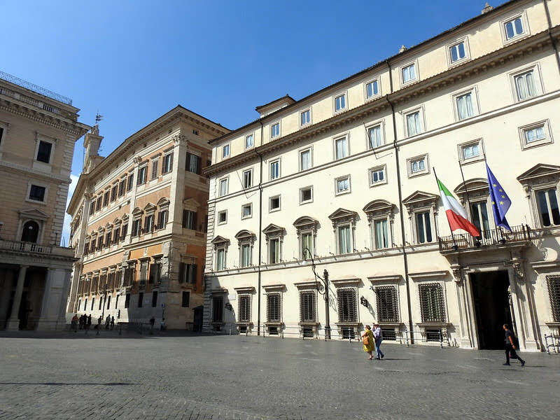 Palazzo Chigi - Photo credit: renata testa