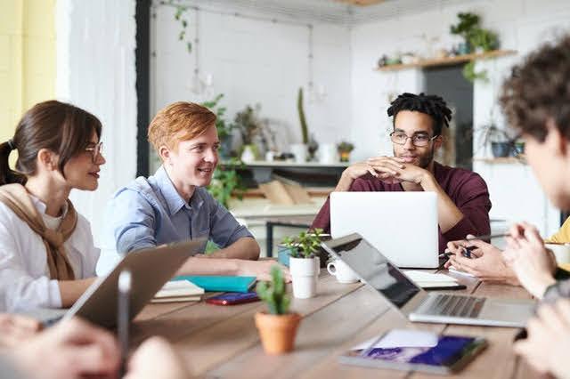Sistema Invitalia Startup - Foto di fauxels da Pexels