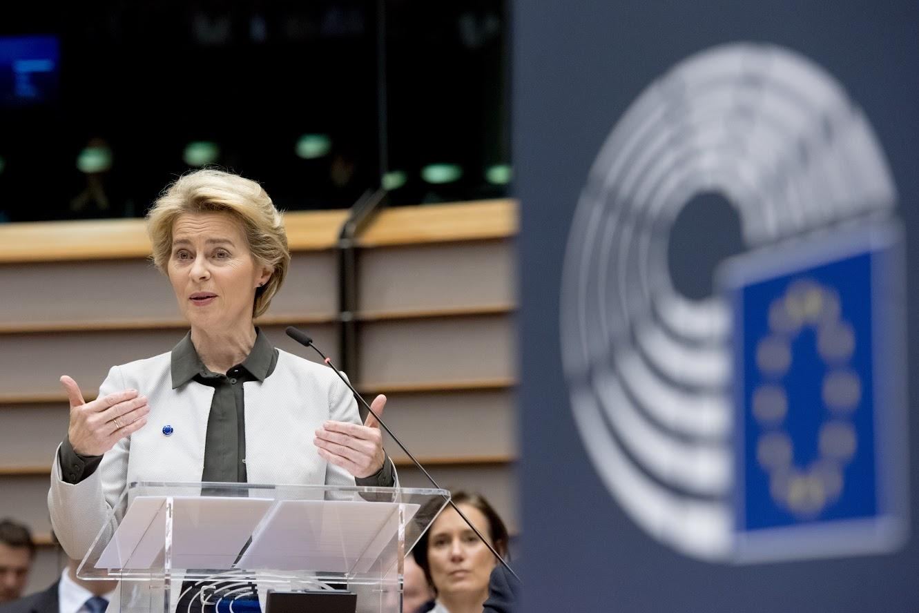 Green Deal - Photo credit: Photographer: Etienne Ansotte - European Union, 2019 - Source: EC - Audiovisual Service