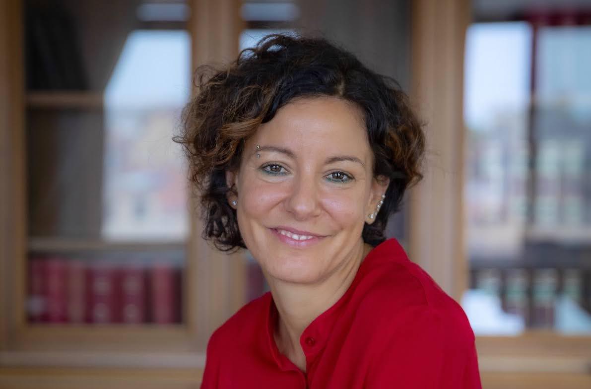 Paola Pisano, photo credit Ministero dell'Innovazione