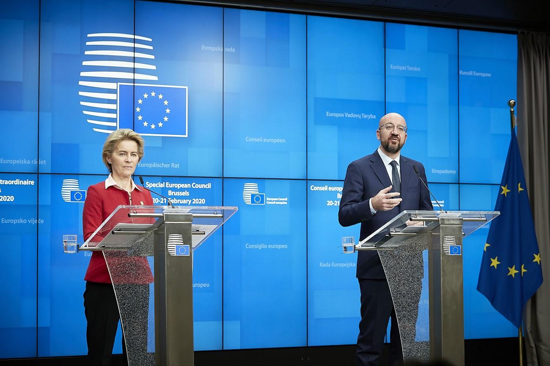 Consiglio straordinario sul bilancio europei 2021-27 - Copyright: European Union
