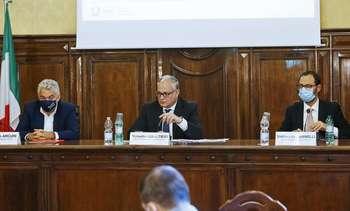 Photocredit: MEF - Conferenza stampa del 16.09.2020 per la presentazione delle misure per la patrimonializzazione delle PMI
