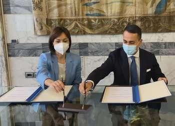 Photocredit: Ministero degli affari esteri e della cooperazione internazionale