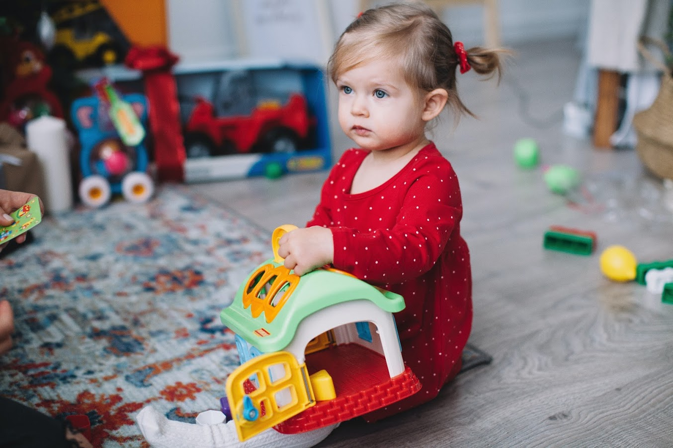 Dl Sostegni bonus famiglie 2021 - Foto di Polesie Toys da Pexels