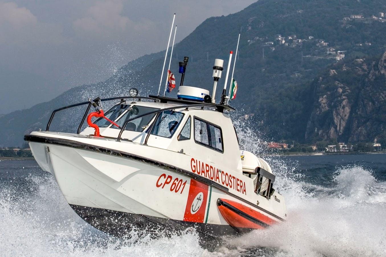 Sicurezza marittima - Photo credit: Capitanerie di Porto - Guardia Costiera