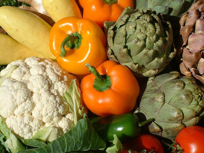 Vegetables - Foto di Dana Payne